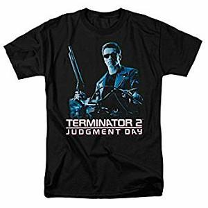 Terminator 2 Judgment Day T-shirt